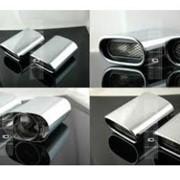 Изготовление из нержавеющей стали любых компонентов системы выхлопа - настроенных выпускных коллекторов, резонаторов, глушителей,впускных трубопроводов. Изменение звука выхлопа фото