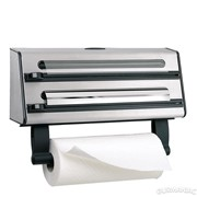 Держатель для бумажных полотенец, фольги, пленки EMSA CONTURA из нержавеющей стали (EM504180) фото