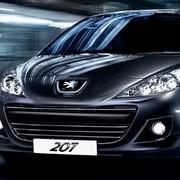 Автомобиль Peugeot 207 фото