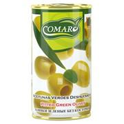Оливки резанные Комаро 3,100кг жб фото