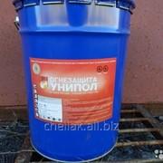 Огнезащитный материал Унипол марка ОВ белый фото