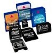 Карты памяти, картридеры, USB накопители фото