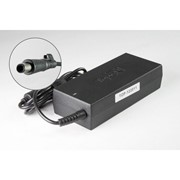 Блок питания(зарядное, адаптер) для ноутбука HP Compaq nx6110 nx7300 nx7400 Presario CQ40 CQ45 CQ50 Pavilion DV4 DV5 DV7 (7.4x5.0mm с иглой) 90W TOP-HP20 фото