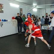 Бокс для детей и взрослых в клубе Атлетик фото