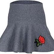 Теплая юбка № 3444-15 2 фото