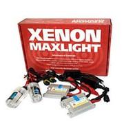 Комплект ксенона MaxLight slim H7 (5000К) фото