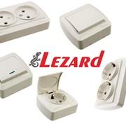 Выключатели и розетки открытой проводки серии DEMET от Lezard фото