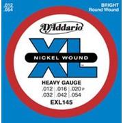 Струны D#39-Addario Nickel EXL145 (12-54) фото