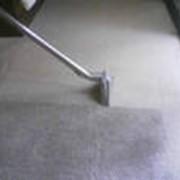Сухая вакуумная уборка ковровых покрытий фото