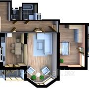 Оценка двухкомнатной квартиры фото