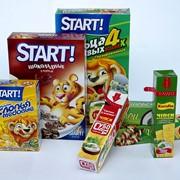 Картонная упаковка: Холодные завтраки фото