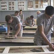 Обучение инвалидов профессии Столяр строительный Украина Крым Евпатория (обучение, проживание, питание) фото