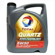 Моторное масло TOTAL Quartz 9000 Future NFC 5W-30 4 л фото