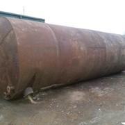 Купить резервуар металлический толстостенный 45м3 фото
