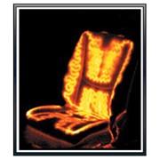 Установка подогрева сидений. фото