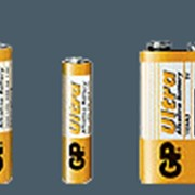Батарейки марки GP фото
