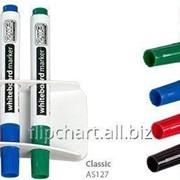 Держатель для маркеров вертикальный CLASSIC 2x3 (Польша) AS127 фото