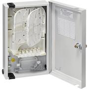 Коробка этажная распределительная для оптических кабелей связи фото