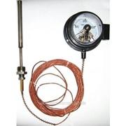 Термометр манометрический сигнализирующий фото