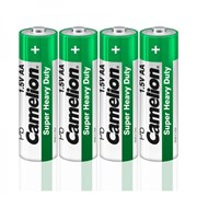 Батарейки Camelion HEAVY DUTY Green R06 SR4 фото