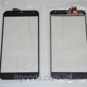 Оригинальный тачскрин / сенсор (сенсорное стекло) для Meizu MX4 (черный цвет, чип Synaptics) фото