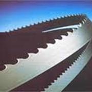 Соединение оборванных пильных лент фото
