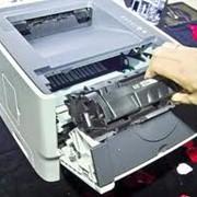 Заправка картриджей для лазерных принтеров, заправка Canon FX-10 фото