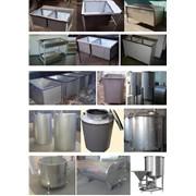 Изготовление емкостного оборудования фото