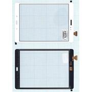 Сенсорное стекло (тачскрин) для Samsung Galaxy Tab A 9.7 SM-T550 белое, Диагональ 9.7 фото