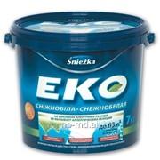 Краска в/д Eko Sniezka Lux (10л) моющая фото