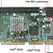 Компьютер одноплатный промышленный полной длины PICMG 1.0 LGA-775 Core 2 Duo Код ROBO-8773VG фото