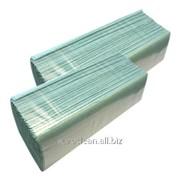 Салфетки зеленые V 200 шт. фото