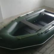 Лодка мотрная Т350 фото