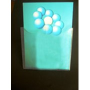 Пластиковая папка-держатель фото