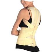 Корректор осанки медицинский эластичный, для нижнего грудного и поясничного отделов позвоночника ELAST 0109-01 фото