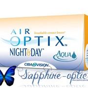 Контактные линзы Air Optix Night&Day фото