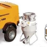 Пневмотранспортные системы для сухой смеси Putzmeister FA400 фото