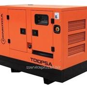 Дизельная электростанция TD15PS/A фото