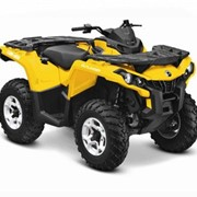 Квадроцикл Can-Am Outlander 650 DPS фото