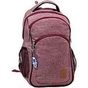 Городской рюкзак Bagland 'Лик Меланж' 0055769 фото