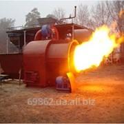 Переоборудование паровых и водогрейных котлов на твердое топливо фото