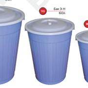 Баки для мусора пластиковые фото