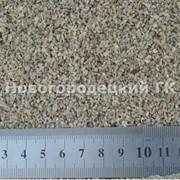 Песок фракции 2-5 мм. фото