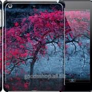 Чехол на iPad mini Дерево с яркими листьями 2942c-27 фото