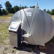 Охладитель молока Б/У Serap 8000 закрытого типа объемом 8000 литров фото