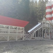 Бетонный завод С-45 m3 Konbantsan ТУРЦИЯ фото