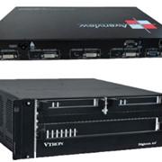 Мультиэкранные графические видеосервера (модульные видеопроцессоры). Производитель: VTRON, Dexon фото