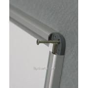 Доска маркерная магнитная в алюминиевой раме X7 80*60см 2x3 (Польша) TSX786/COZ фото