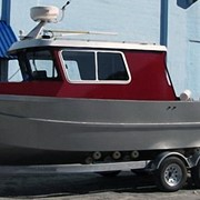 Алюминиевый катер Tailwind 640 фото