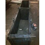 Торцевой борт на 600 мм под блок 24.6.6 комплект из 2-х шт фото